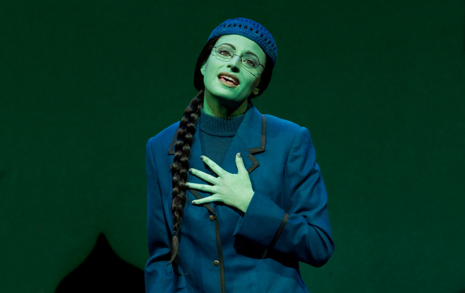 Wicked the musical official site